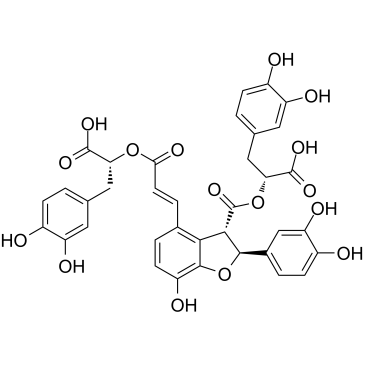 axit lithospermic B