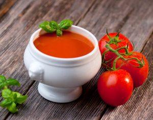 Bài thuốc thảo dược phòng ung thư từ bột cà chua