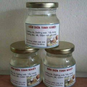Tinh Dầu Dừa Nguyên Chất Hải Đăng