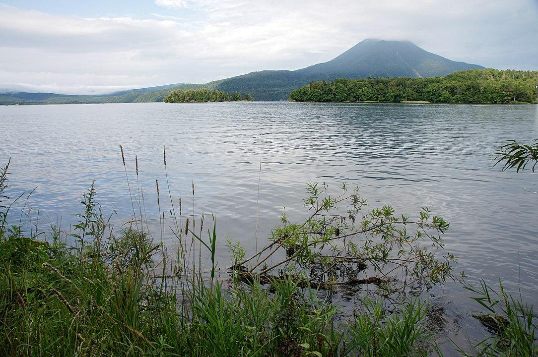 Hình ảnh Hồ Akan ở Nhật Bản